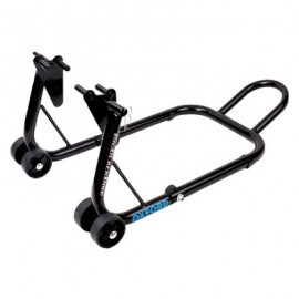PADDOCK STAND OXFORD BIG BLACK- FRONT
