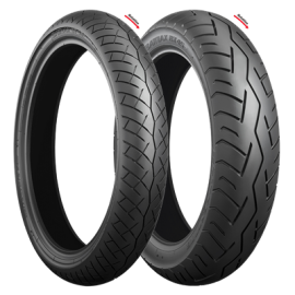 BRIDGESTONE 120/80-17 BT-45R