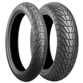 BRIDGESTONE AX 41 S 120/70-17 & 170/60-17 (COMBO) (H RATED)