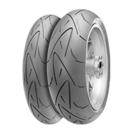 CONTINENTAL TWIST 140/70-12 (65P) TL RNF