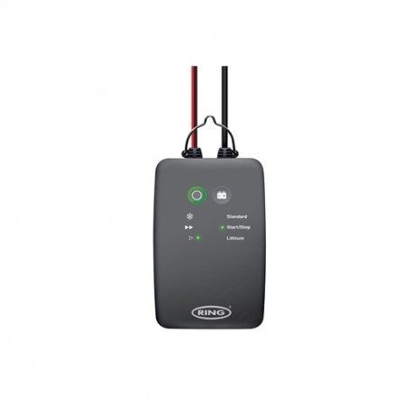 RING 6A ADVANCED SMART BATTERY CHARGER