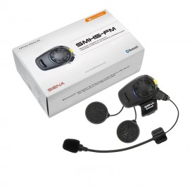 SENA SMH5-MC-01 BLUETOOTH & FM RADIO HELMET SYSTEM - SINGLE